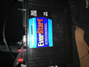 Boat/RV/Marine Battery For Sale
