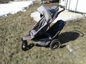 Phil'n Ted's Double Stroller