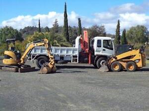 Excavation - Earthmoving, Truck Hire and Crane Vale View Toowoomba Surrounds Preview