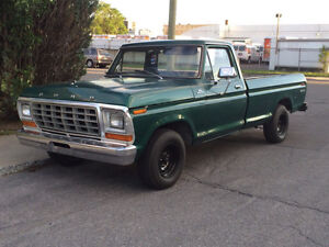 Ford f-150 1979 Custom Explorer