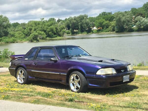 1991 Ford Mustang Coupe (2 door)