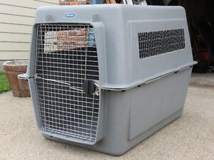 Large Petmate Dog Kennel - Only Used 1 Day