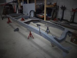 1951 Fargo chassis For Sale