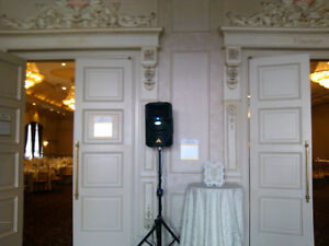 do it yourself save $$$ on P.A. / dj sound system Cambridge Kitchener Area image 1