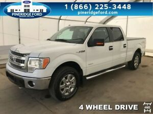 2014 Ford F-150 XLT  - Bluetooth -  SiriusXM - $198.67 B/W