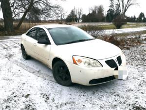 07 Pontiac G6