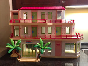 Playmobil Hotel and accessories