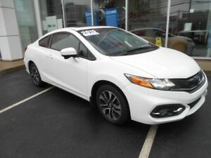 2015 HONDA CIVIC EX LOW LOW KMS POWER SUNROOF ONE OWNER