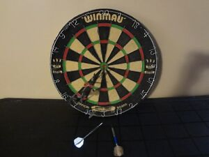 OFFICIAL DART BOARD