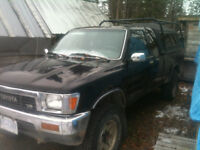 1990 Toyota Other Pickup Truck
