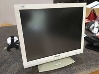 """Philips LCD computer screen 15"""""""