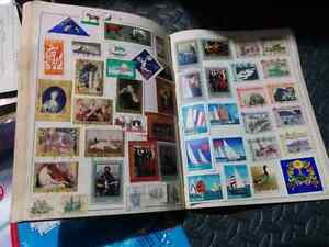 World wide stamp collection Cambridge Kitchener Area image 9