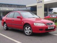 2001 Honda Accord 2.0 i VTEC SE 5dr (sun roof, a/c)