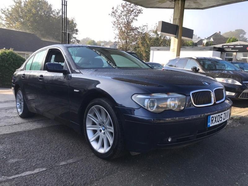 2005 BMW 7 Series 4.4 745i SE 4dr