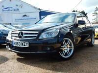 2010 60 Mercedes-Benz C Class 2.1 C220 CDI BlueEFFICIENCY SE 4dr - RAC DEALER