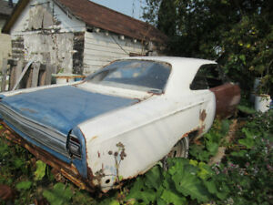MOPAR B Body 1968 Plymouth Sport Satellite 2 door PROJECT!!!