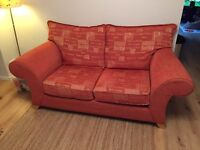 2 and 3 seater sofa, fire resistant