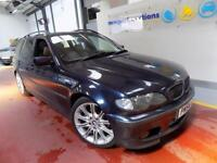 BMW 320 2.0TD 2004MY d Sport Touring