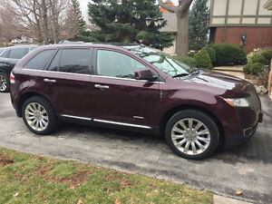 2011 Lincoln MKX Limited SUV: Loaded, Premium Pkg