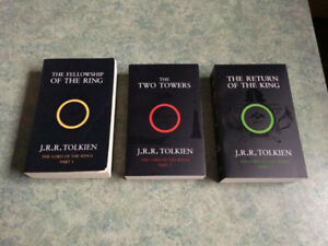 Lord of the Rings (Box set - 3 books)