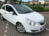 2009 (59) VAUXHALL CORSA 1.2 ACTIVE PLUS, ONLy 55300 MILES WITH FSH
