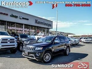 2014 Jeep Grand Cherokee Limited   - Sunroof - Power Seat -