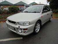 Subaru Impreza 2.0 Sport 5dr P/X TO CLEAR 1999 (T reg), Hatchback 78,000 miles M