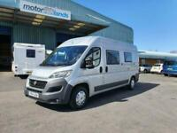 2014 Fiat Ducato 2.3 130 MULTI JET MOTORCARAVAN High Top Diesel Manual