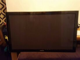"SAMSUNG 50"" PLASMA TV - Great Condition."