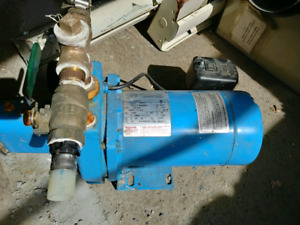 Water pump 0.5 HP