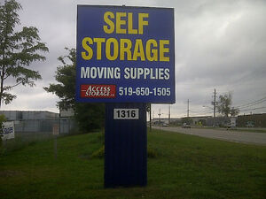 **** Special Promos for the First Rental Cycle of Storage ****