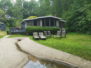 Waterfront Cottage For Rent in Kincardine