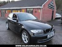 2007 07 BMW 1 SERIES 2.0 120D SE 5 DR **DYNAMIC PACK** DIESEL
