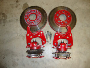 "8"" or 9"" Ford rear disc brake kit"