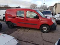 Renault Kangoo Maxi Ll dCi Wv Vanside Windows DIESEL MANUAL 2011/61