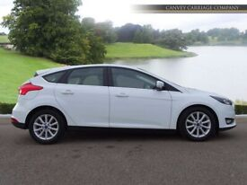 image for Ford Focus 1.5 Titanuim 2017 £0TAX/£0ULEZ/FSH/HPI Clear