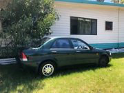 Ford laser 1999 Runaway Bay Gold Coast North Preview
