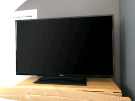 Luxor 40 inch LED tv hdmi freeview will DELIVER