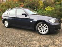 *3 MTHS WARRANTY*2007(57)BMW 318 SE TOURING ESTATE WITH ONLY 69K FSH*