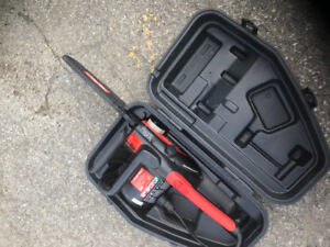 Scie a chaines troy bilt 16