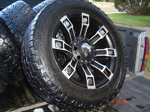 Rims and Tires For Sale Strathcona County Edmonton Area image 1
