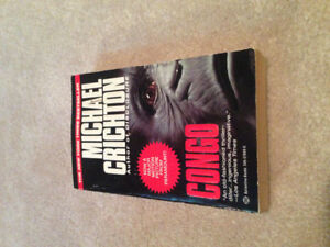 Michael Crichton Book for Sale