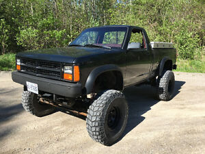 1989 Dodge Dakota Pickup Truck