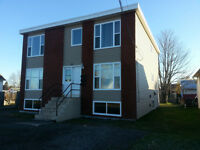 Spacious and Clean 2 Bedroom, Central Moncton, available Now