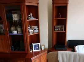 Display Cabinet - free for uplift. Located in Central Falkirk.