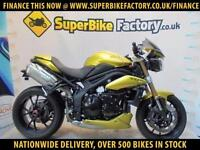 2012 62 TRIUMPH SPEED TRIPLE 1050