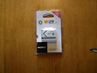 SONY BATTERY-Brand New Sealed Fits RX100 Any Battery that Need..