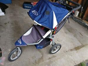 BOB Revolution Stroller $150