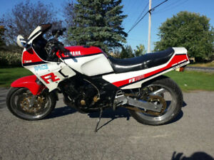 FZ 750 a vendre / for sale (price negotiable)