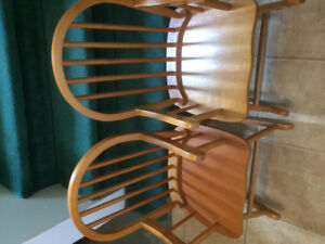 Children's rocking chairs